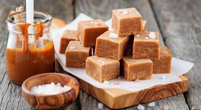 Alzi la mano chi non va matto per le caramelle toffee: prepariamole insieme!