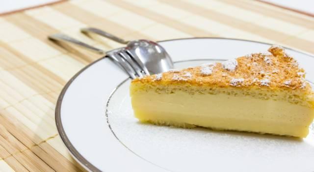 Torta magica: impariamo a fare un dolce davvero particolare!