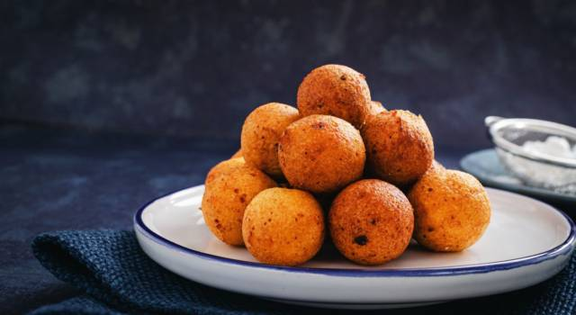 Castagnole al forno: una particolare variante della ricetta tradizionale!