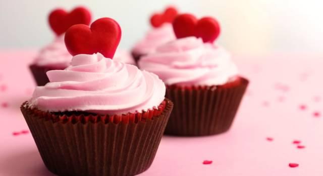 Cupcake di San Valentino: un dolce per concludere la vostra cena romantica!
