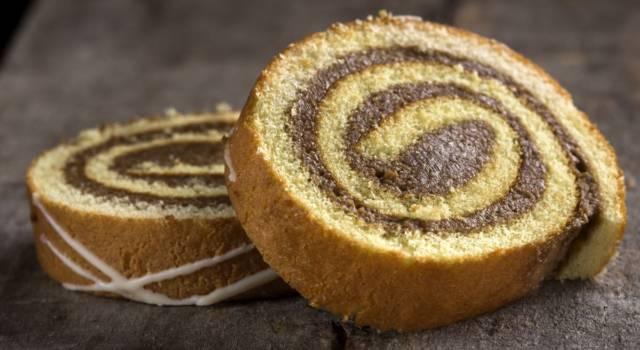 Buonissima girella al cioccolato: un dessert da sogno!