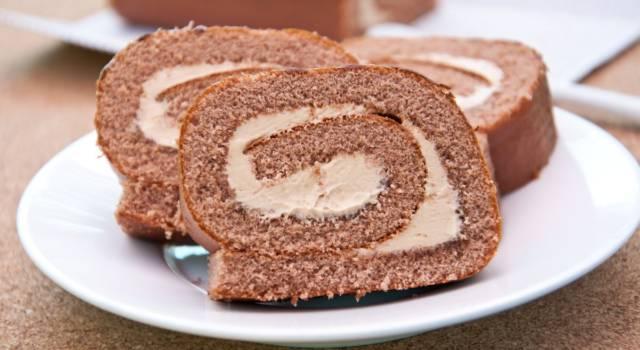 Perfetta in ogni momento della giornata: è la girella alla Nutella!