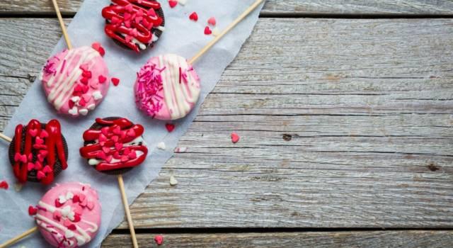 Lecca lecca di San Valentino: un'idea davvero romantica!