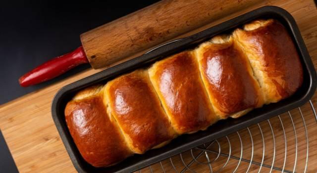 Colazione da sogno? Ecco come fare il pan brioche più buono che ci sia!