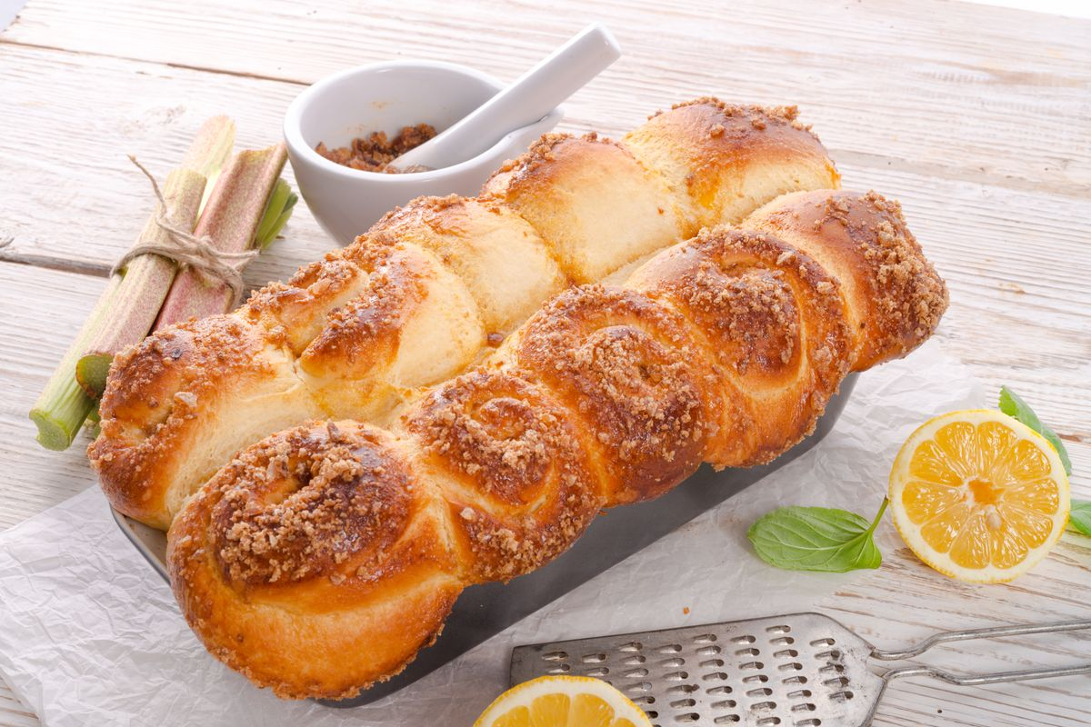 pan brioche senza glutine