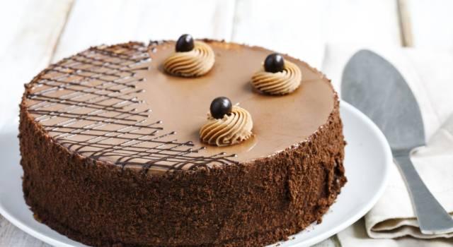 Torta mascarpone e Nutella: alta, soffice e golosissima!