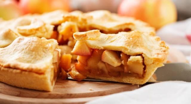 Una torta di mele famosa e gustosa: ecco come fare la apple pie!