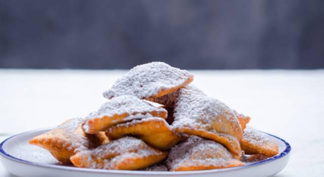 Cauciuni o ravioli dolci di ceci: buoni? Di più!