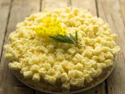Cheesecake mimosa: per chi ama i dolci a tema!
