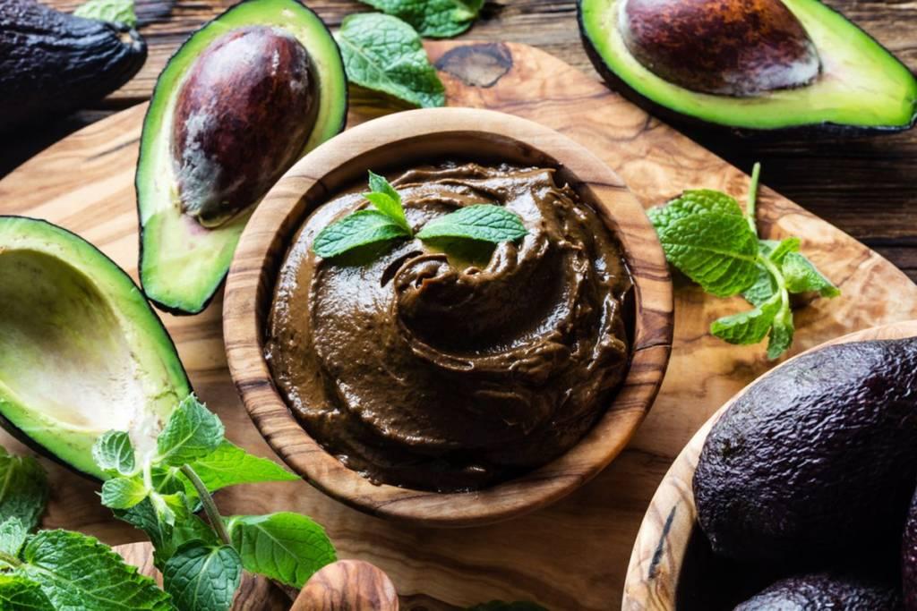 Crema di avocado dolce