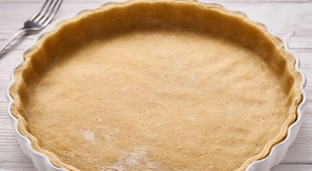 Pasta frolla senza glutine: una ricetta per tutti