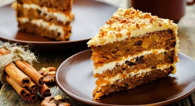 Torta alle carote e prugne secche: un dolce a cui nessuno può resistere