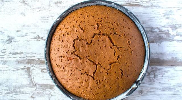 Avete ma i provato la torta di fagioli? Ecco la ricetta!