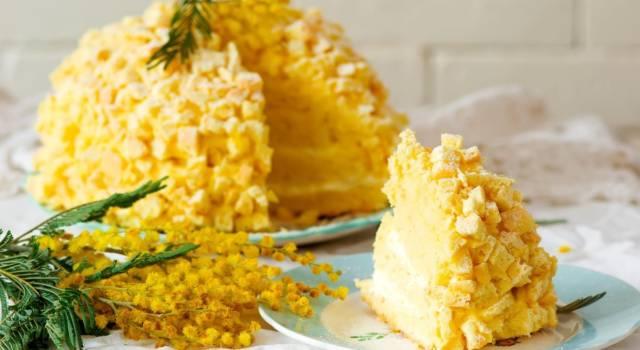 Torta mimosa: una ricetta per un dolce di successo!
