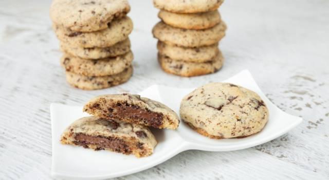 Biscotti alla Nutella: una ricetta assolutamente da provare
