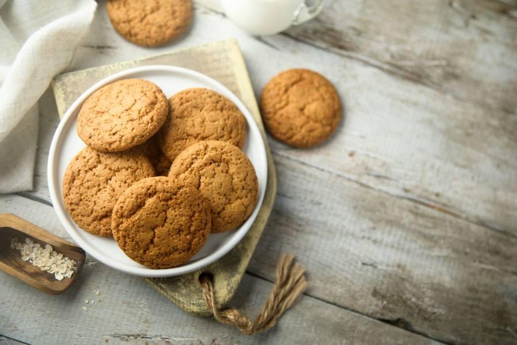 biscotti con farina di ceci