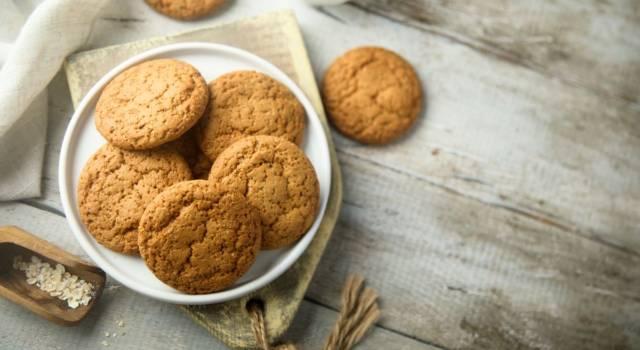 Biscotti con farina di ceci: la ricetta che vi conquisterà