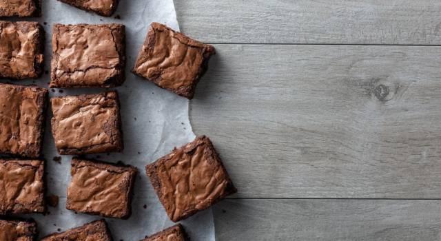 Avete mai assaggiato i brownies di fagioli: ecco tutti i segreti per prepararli