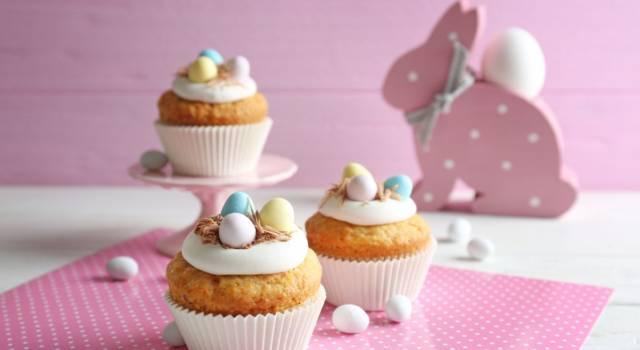 Cupcake di Pasqua: belli e super golosi!