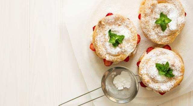 Buonissima millefoglie alle fragole: un dessert semplicemente da provare