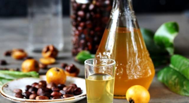 Il nespolino è una bevanda davvero facile da fare: ecco la ricetta