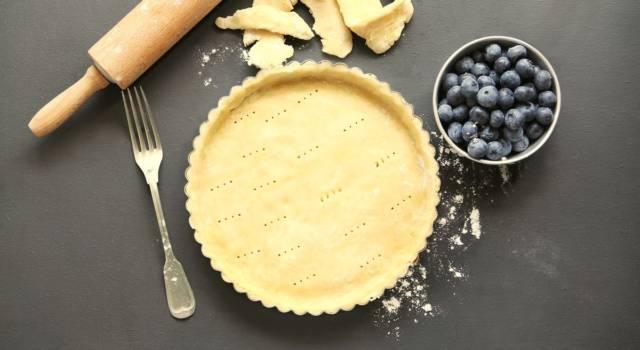 Pasta frolla: una ricetta base della pasticceria