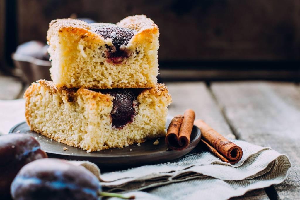 torta 5 minuti alla marmellata