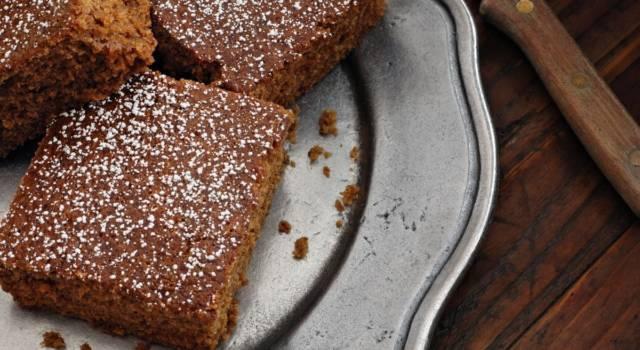 Torta di ceci al cioccolato: un dolce assolutamente da provare!