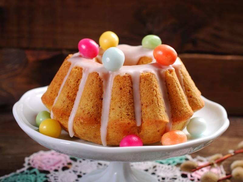 Alta, morbida e facile da preparare: è la torta di Pasqua