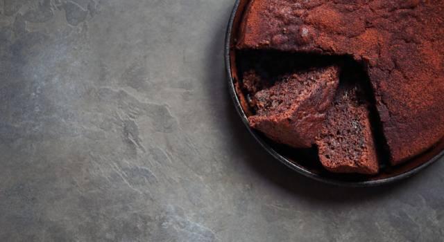 Torta di fagioli al cioccolato: ricetta audace pronta per stupire