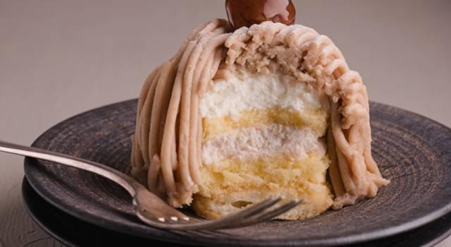 Mont blanc: una torta classica ma intramontabile!