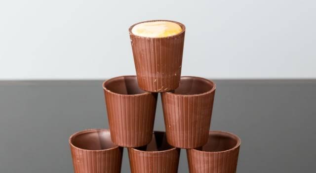 Pirottini di cioccolato da riempire: una ricetta super golosa