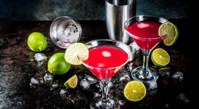 Cosmopolitan, la ricetta per preparare il drink rosa anche a casa!