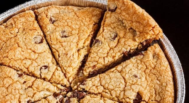 Impossibile resistere alla crostata cookies: prepariamola insieme!