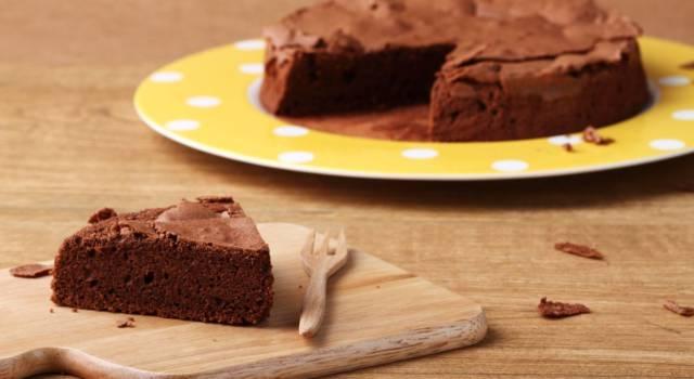 Non avete ancora assaggiato la torta Philadelphia e cioccolato? Ecco la ricetta!