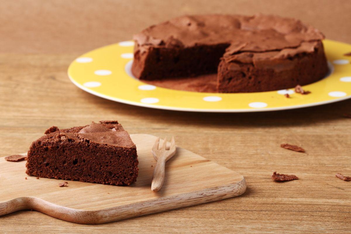 torta Philadelphia e cioccolato
