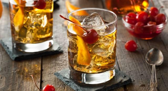 La ricetta dell'Old Fashioned, il cocktail per gli amanti del whiskey!