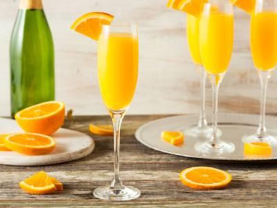 La ricetta del Mimosa, il cocktail al succo d'arancia elegante e fresco!