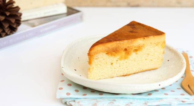 Due ingredienti per un dolce sorprendente: è la torta piuma!