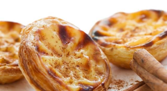 Pastel de nata: una ricetta portoghese tutta da scoprire!