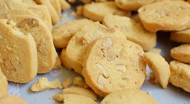 Biscotti alle mandorle: da gustare uno dopo l'altro!