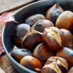 Castagne in padella: una ricetta veloce per tutti!