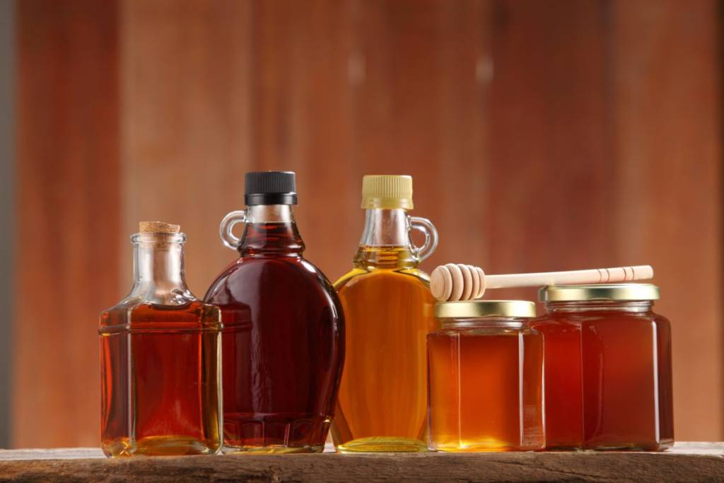 miele e sciroppi