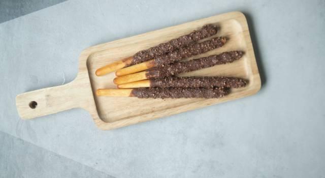 Mikado fatti in casa: un dolcetto facile e veloce da gustare in ogni momento!