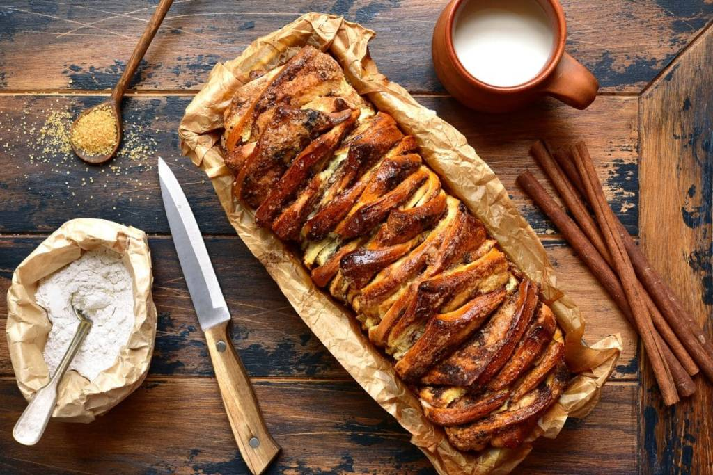 pull apart bread dolce