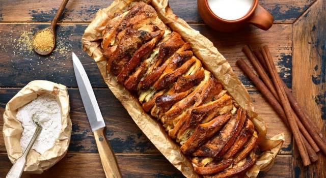 Avete mai provato il pull apart bread? Ecco la ricetta!
