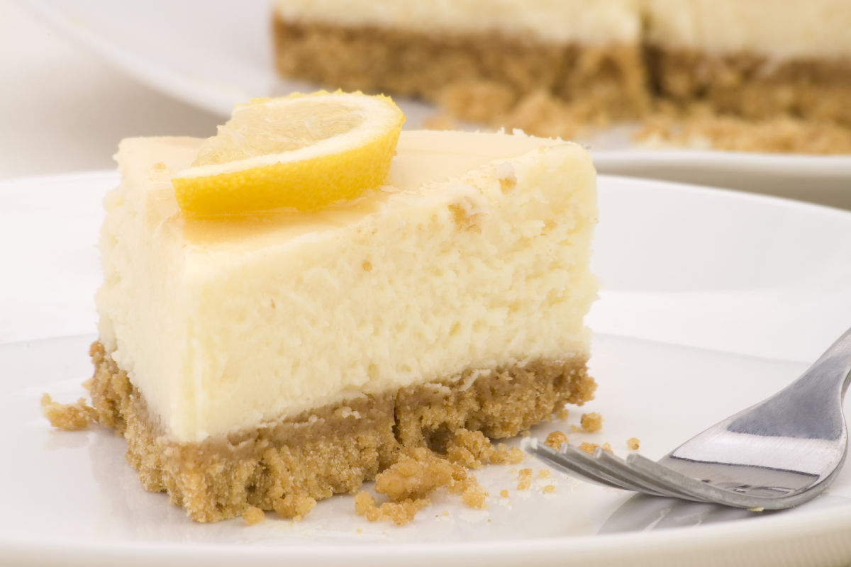 torta semifreddo al limone