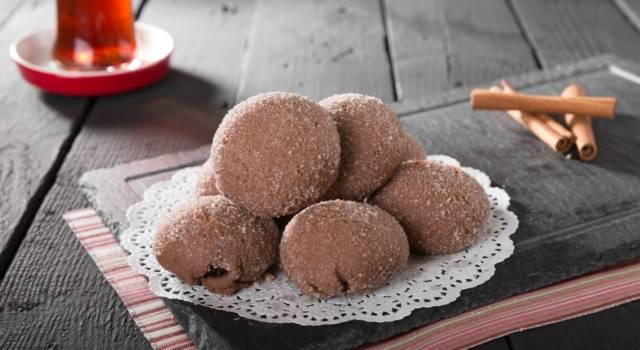 Biscotti senza cottura con doppio impasto: è impossibile rinunciarci!