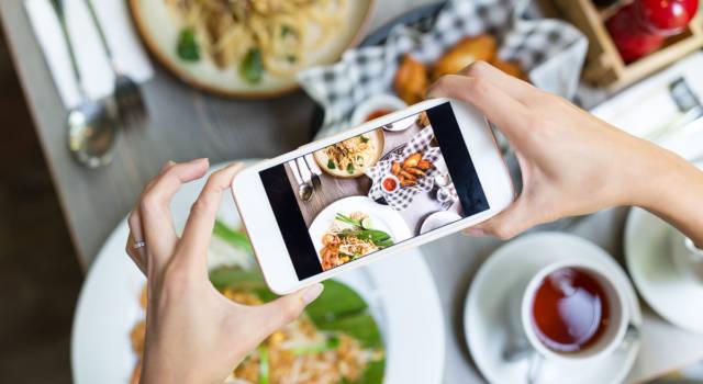 Fotografare il cibo è una golosa abitudine? Ecco tutti i trucchi