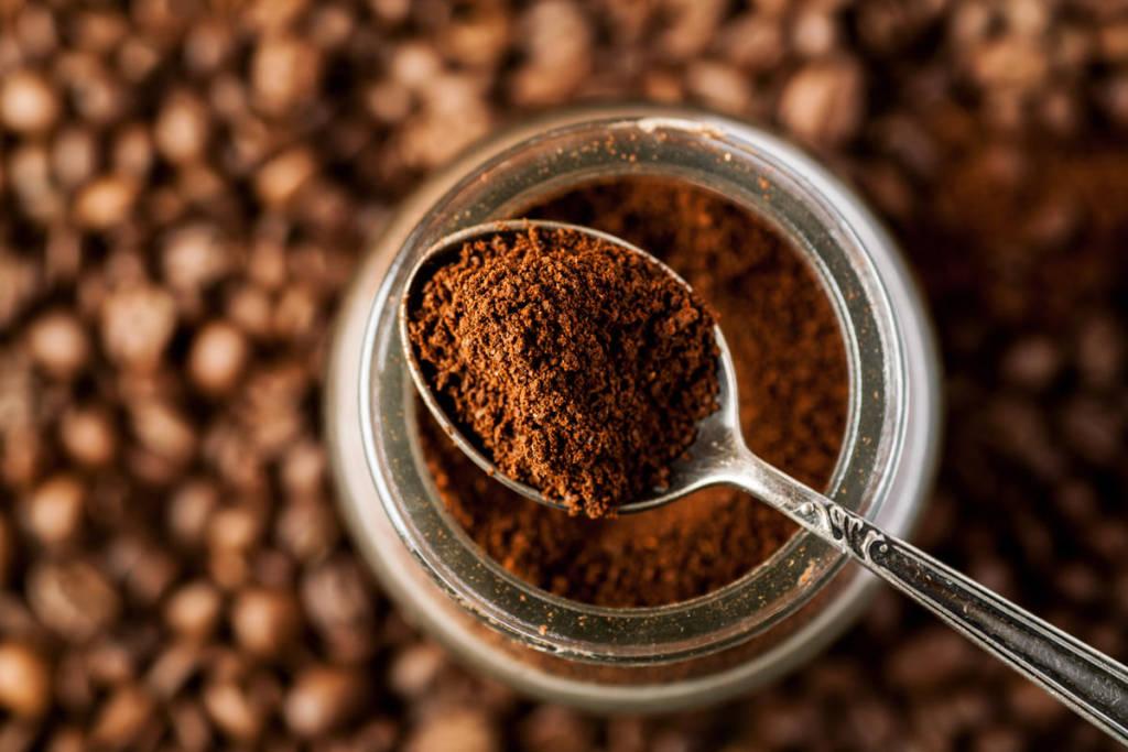 caffe in polvere